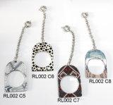 Nuovi vetri di lettura di plastica Handmade per l'anello chiave