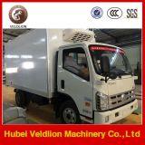 Van Trucks di Foton 4X2 Mini Refrigerated da vendere capienza 4 tonnellate