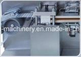 Bolha farmacêutica do atolamento líquido de alta velocidade automático cheio da placa lisa que faz a maquinaria do bloco