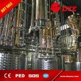 1000L産業蒸気の真空アルコール蒸留装置