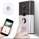 Smart Home Sonnette sans fil Smart Video WiFi Door Bell IP Interphone Caméra Smartphone Video Unlock Alarm