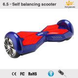 Балансируя самокат моторного транспорта 2 колес электрический