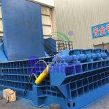Prensa de empacotamento de alumínio do ferro hidráulico da sucata (fábrica)