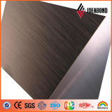 Cepillado Interior Color Coated Aluminum Plate (cepillado serie)