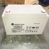 Venta superior 12V batería profunda del gel del ciclo de la hora de 100 amperios
