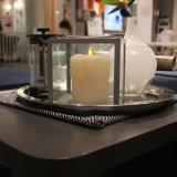 Marfil lágrimas sin llama batería LED vela para la iglesia y la decoración