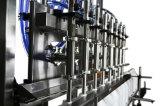 Автоматическая машина завалки с скоростью 6, машина завалки безалкогольного напитка бутылки любимчика 000bph Carbonated