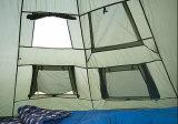 Cotone impermeabile di 420d Oxford, tenda di campeggio dell'indiano della tenda di Bell della famiglia