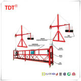 Hot Sale Ce Plate-forme suspendue China Power Cradle Suspended Work Platform Gondola