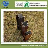 Fornecedor do revestimento do pó da parte superior 10 de China para o perfil de alumínio e as portas