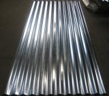 Hoja de acero galvanizada 0.17/0.26*665 del material para techos de la azotea Sheet/Gi