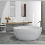 Bañera libre de piedra superficial sólida de piedra de Corian (PB1019N)
