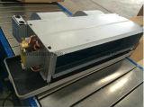 Unidad oculta conductos Fan Coil agua enfriada Techo