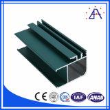 Profil en aluminium d'interruption thermique pour le guichet