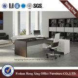 Mobília de escritório moderna L tabela do escritório executivo do gerente da forma (HX-ET1410)
