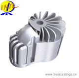 Pezzo fuso di sabbia di alluminio su ordinazione di alta qualità