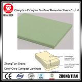 El mejor laminado del compacto de la base de color sólido de la calidad