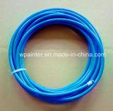9.5X18mm SAE100 R7 tubo flessibile durevole Braided della resina della fibra di due strati