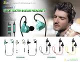 O melhor esporte que funciona o fone de ouvido estereofónico do rádio do MP3 Bluetooth