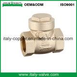 CE de Calidad Certificado de latón de la válvula inferior (AV5006)
