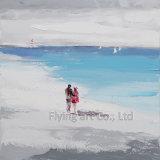 Fornitore della pittura di arte della riproduzione di vista sul mare