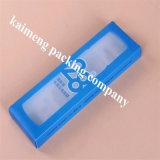 China Personalizar Diseño Claro de plástico PET cajas de impresión de paquete de carga USB (cuadro de la impresión)