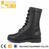 2017 de Zwarte Laarzen van het Gevecht van het Leer van de Koe Militaire