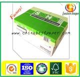 75GSM Kopierpapier Helligkeit ISO-98%/Büro A4 80GSM