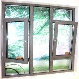 Finestra della cerniera della maniglia delle parti del blocco per grafici di finestra di alluminio