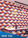 azulejo esmaltado 75X150 del subterráneo