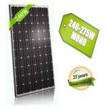 Prezzo poco costoso del comitato solare di PV 240W