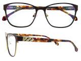 Frames van het Frame van het Metaal van het Gebruik van de Manier van de Frames van Eyewear van het voorschrift de Materiële Optische