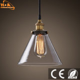 Hot Sales Chandelier Light Glass Material Pendant Light