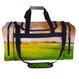 [فولدبل] سفر حقيبة مع جيب حقيبة [أو] شكل حقيبة