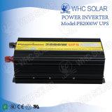 Stromnetz Gleichstrom zu Wechselstrom mit Konverter des Überlastungs-Schutz-1500W