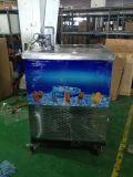 Polo de hielo comercial que hace la máquina