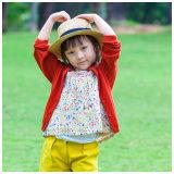 100% Wollen gestricktes Kleid für Mädchen und Babys