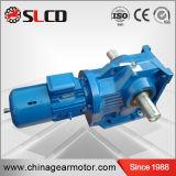 Fabricante profesional de la serie Kc cónicos helicoidales Motorreductores para la máquina