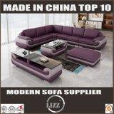 アーム(LZ1488-1)によってセットされる家具L形のコーナーのソファー