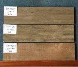 Azulejos de madera naturales de la cerámica del material de construcción los 20X80cm
