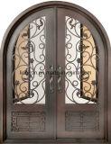 Вход конструкции двери утюга Secutry двойной с низкой ценой