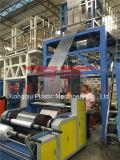 máquina que sopla de la película del HDPE de 1100m m con la sola devanadera automática