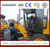 Niveleuse moteur Eougem Gr120 avec machine de traction routière 115HP