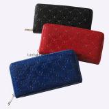 Oz010 Purse 최신 각인 디자인 여자 지갑 또는 형식 숙녀