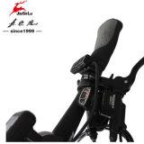 Bicyclette électrique noire de la couleur 36V 350W avec du CE (JSL033A-2)