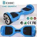 L'importation de haute puissance et à faible bruit de la Chine diplôméee par UL remet les scooters intelligents libres, véhicule portatif