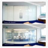 切替可能な薄板にされたスマートなガラス/プライバシーガラス