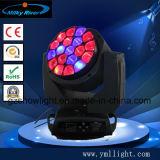 ズームレンズまたは洗浄36X18W LED移動ヘッド段階の照明