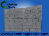 Schaumgummi-Ziegelsteine der Wand-Dekoration-Material-3D/Panel