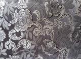 Tessuto del velluto del sofà della tessile della famiglia del cuscino del poliestere della tappezzeria